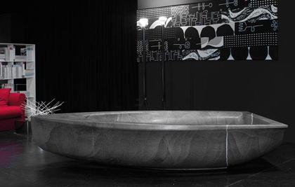 Vasca Da Bagno Ufo : Tendenze arredo: vasche da bagno oversize designbuzz.it