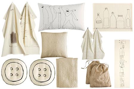 la prima collezione Home di H&M