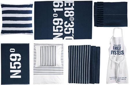 Cuscini, spugne, tappetti, tende, la nuova collezione H&M casa
