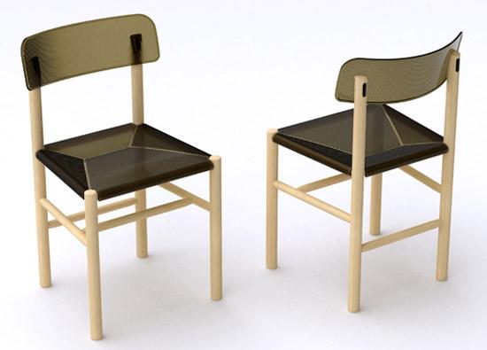 Anteprima salone la sedia trattoria di jasper morrison for Sedie per salone