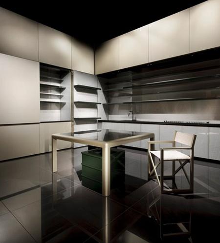 Cucine griffate: Calyx di Dada/Armani | DesignBuzz.it