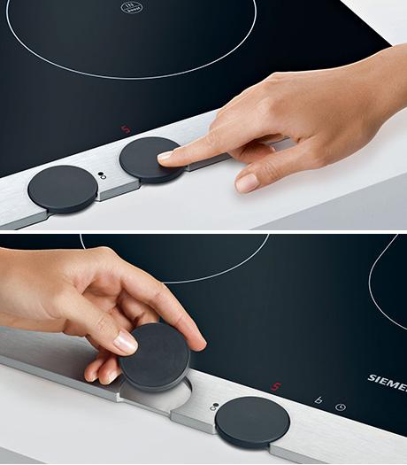 Effetto i pod la cucina disccontrol di siemens for Imitazioni lampade design