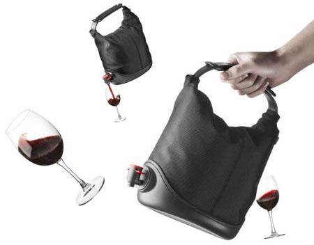 Baggy Winecoat