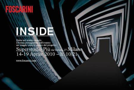 Foscarini Inside