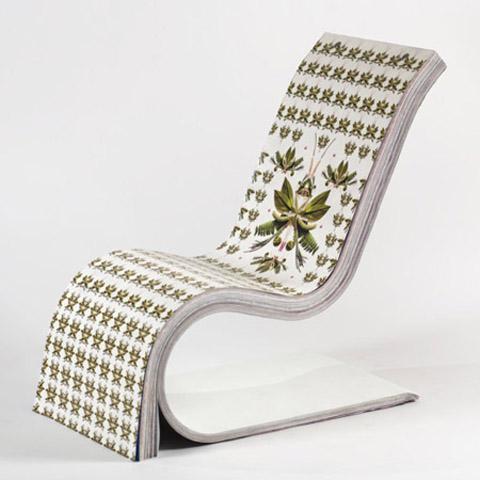 Darwin chair Stefan Sagmeister