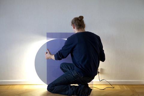 Colour lamp