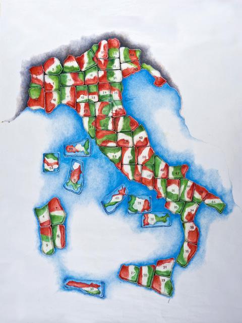 Sessantuna Gaetano Pesce