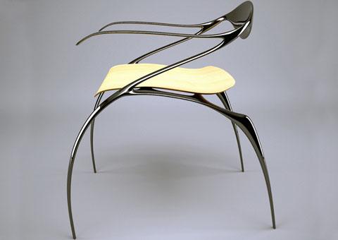 zaren chair