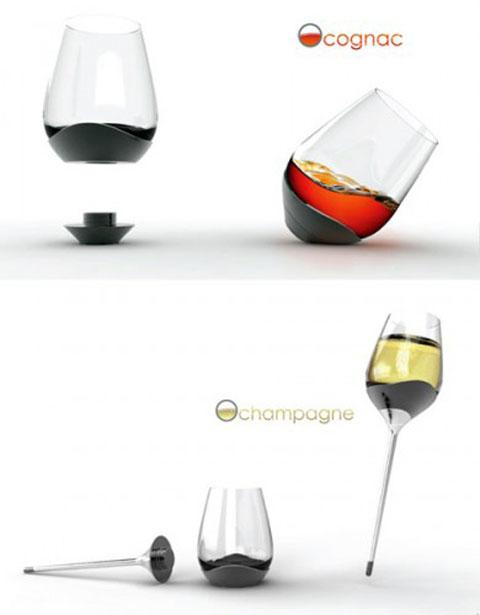 Sven Milcent cognac champagne