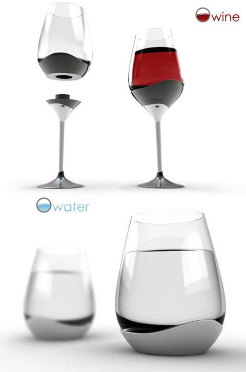 Sven Milcent vino acqua