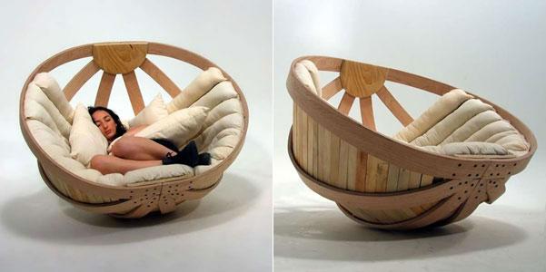 Cradle Poltrona Prezzo.Cradle Seat Culla Per Adulti Designbuzz It