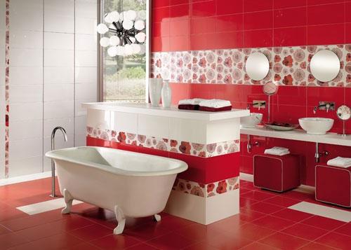 Idee arredo bagno colorato 19 - Arredo bagno colorato ...