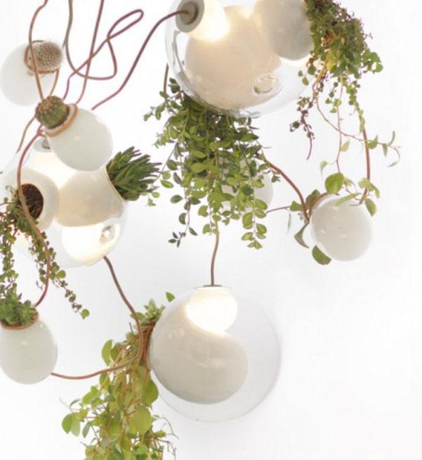 Lampada e giardino pensile - Sfere luminose da giardino ikea ...