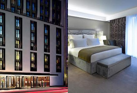 Bulgari hotel for Design hotel londra