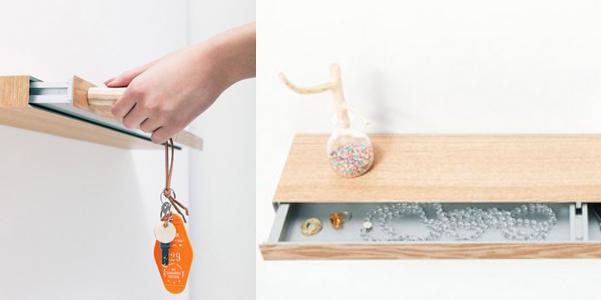 Clopen shelf - Mobili con segreto ...