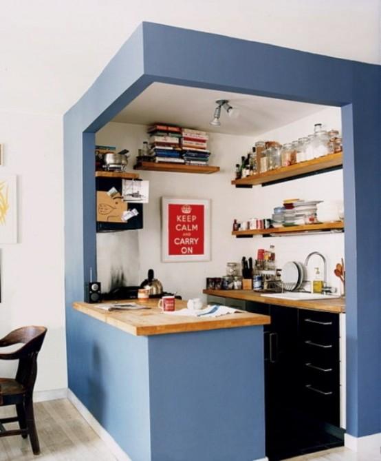 Idee arredo cucina piccola 16 for Idee arredo cucina
