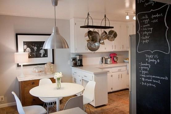 Idee arredo cucina piccola-17 | DesignBuzz.it