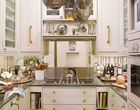 Idee arredo cucina piccola-21 | DesignBuzz.it