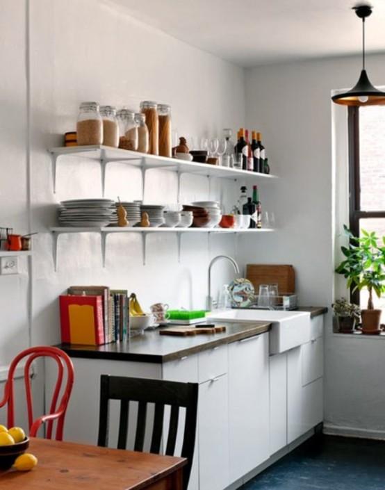 Idee arredo cucina piccola-37 | DesignBuzz.it