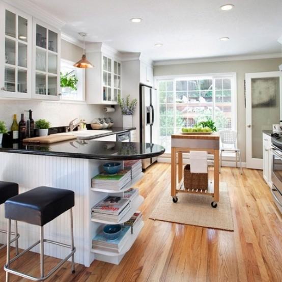 Idee arredo cucina piccola-39 | DesignBuzz.it