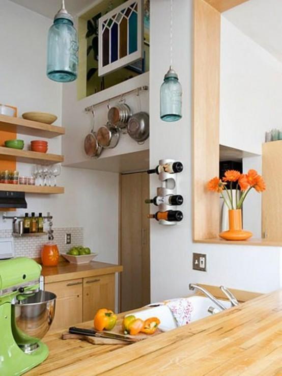 Idee arredo cucina piccola-44 | DesignBuzz.it