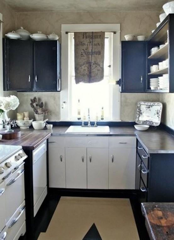 Idee arredo cucina piccola-45 | DesignBuzz.it