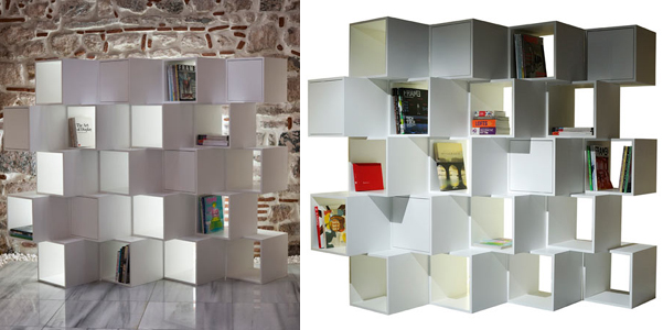 Libreria limit - Costruire una parete divisoria ...