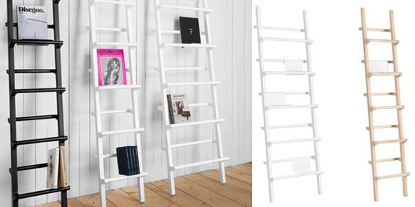 Verso la scala libreria for Ikea scaletta bagno