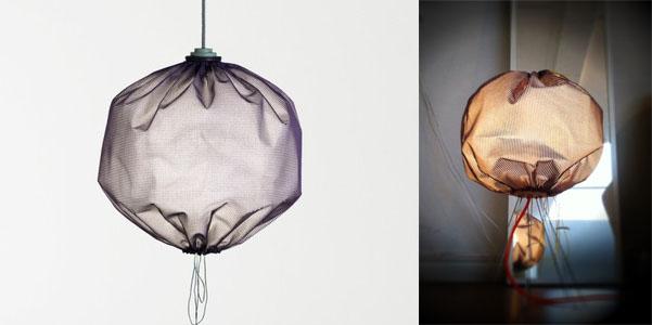 Drawstring Lamp