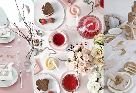 Idee tavola san valentino - Idee tavola san valentino ...