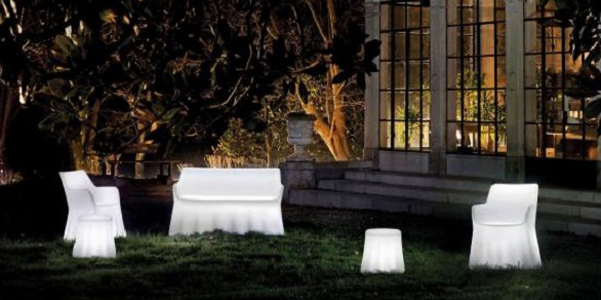 Domitalia mobili luminosi