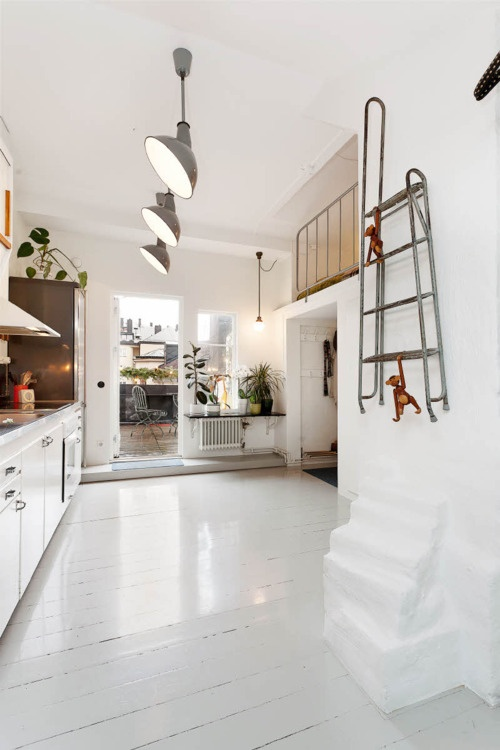 Idee illuminazione cucina-07 | DesignBuzz.it