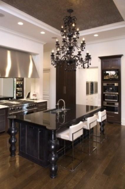 Idee illuminazione cucina-09   DesignBuzz.it