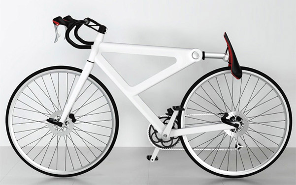 Saddle Lock bici
