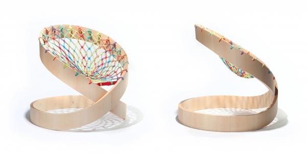 Sedia Benetton Art on Chairs