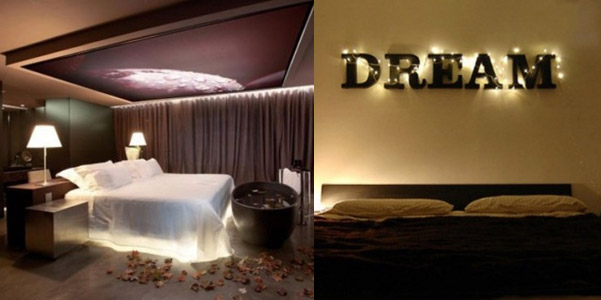 Idee per illuminare la camera da letto | DesignBuzz.it