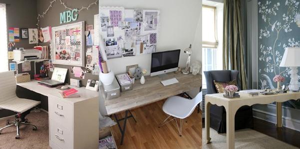 Idee per uffici al femminile for Idee per arredare un ufficio