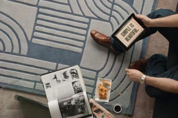 Tappeti Colorati Ikea : Tappeti terre des hommes designbuzz