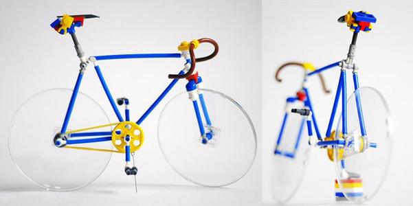 bici Lego Silva Vasil