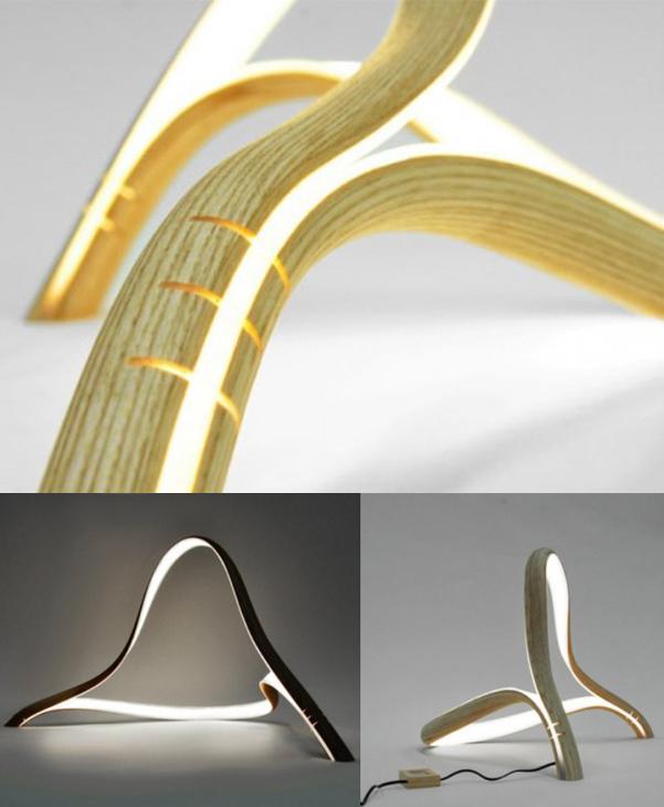Free Form Lamp_2