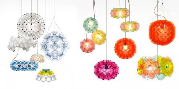 Lampadari lichtschlucker - Lampadari colorati design ...