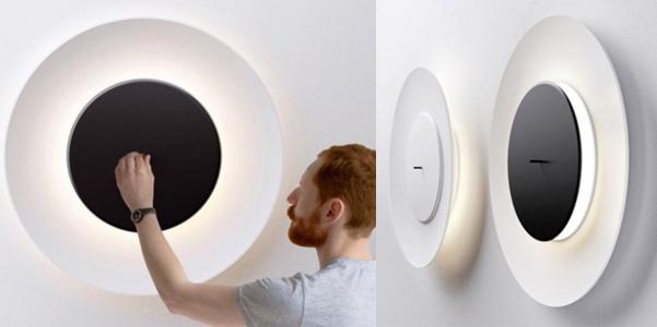 Lunaire lamp
