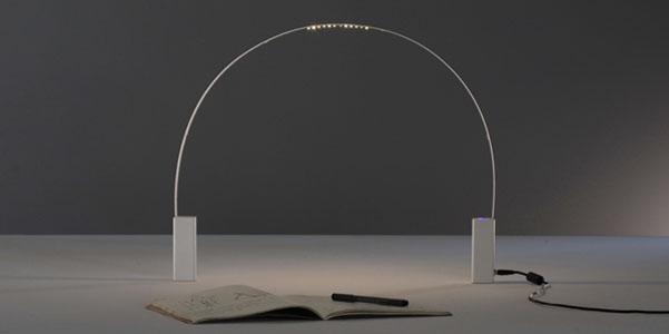 Fluida la lampada flessibile - Lampada luna ikea ...