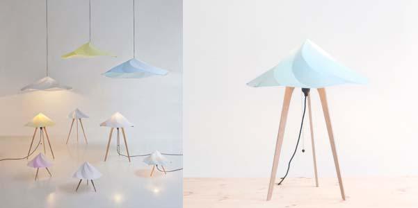 Chantilly Lamp Constance Guisset