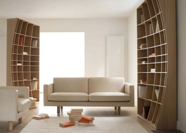 Concave libreria