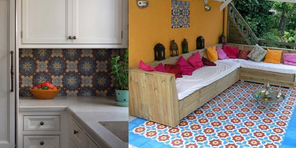 Idee decor Marocco