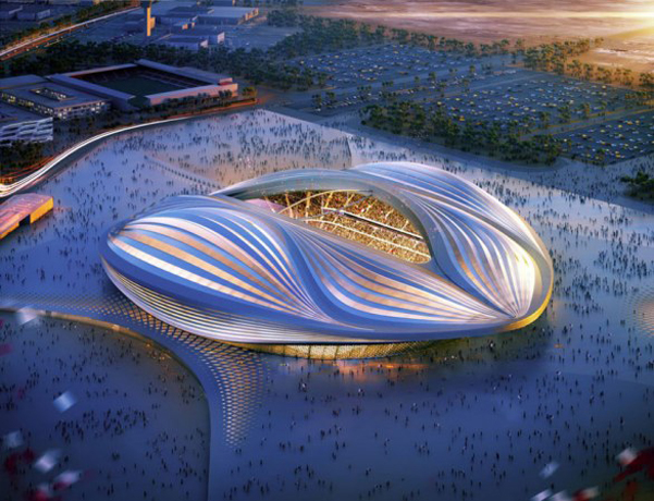 Zaha Hadid stadio Qatar_2