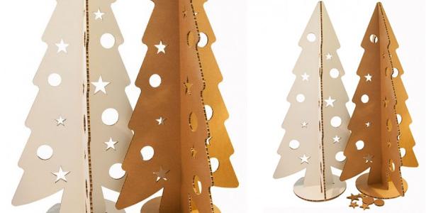 albero Natale cartone Marameo