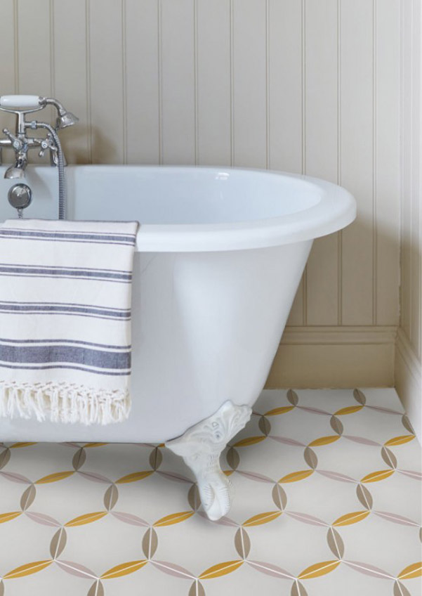 Rivestimenti lindsey lang for Stipetto bagno