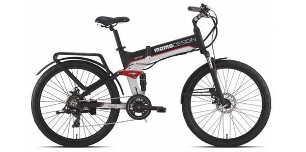 bici elettrica Momo